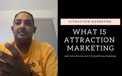 What is Attraction Marketing & How Can You Use It To Grow Your Business 4x Faster